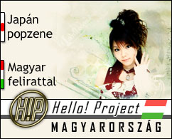 Hello! Project Hungary weboldal